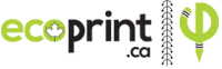 EcoPrint Canada– Total Business Printing Solutions Logo